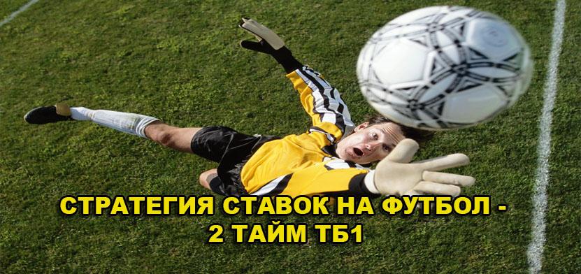 Стратегия ставок на спорт футбол